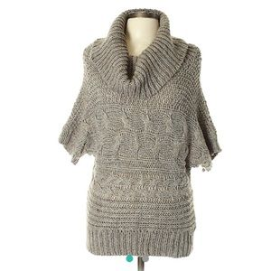Make offer! LIMITED Cable knit Cowl Sweater L